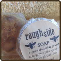 Unscented Roughside Soap