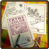 Thyme to Color